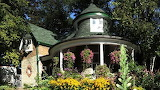 The Gardeners Cottage in Kew Gardens in the Beach Toronto