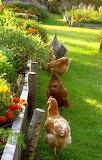 Nel giardino