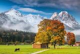 Garmisch-Mountains-Switzerland