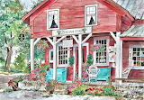 Painting-General Store