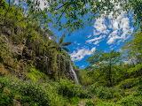 France Waterfalls Ste-Rose Reunion Crag Trees 517415 1365x1024