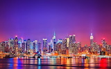 #Colorful New York City