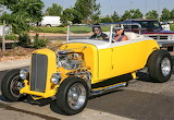 Chevrolet hotrod