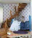 Lighthouse Bedroom by Kathy Grissom