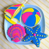 Summer Fun Cookies...