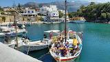 Sissi harbour