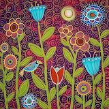 #'Moonlit Blooms' by Karla Gerard