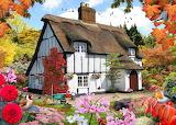 Sedum Cottage - Howard Robinson