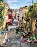 Greece anafiotika