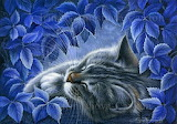 Irina Garmashova 'Blue Hour'