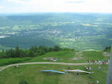 Hang Gliding At Greylock Summit