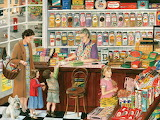 Sweet Shop by Tracy Hall...