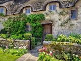 ^ Cottage in Amberley, South Downs ~ Bob Radlinski