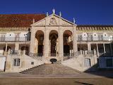 Coimbra, University, Portugal