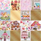 Whimsey Collage