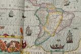 Carte de l'Amérique du Sud cote Fa In-F°62