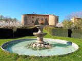 Chateau de Bagnols - France