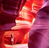 Antelope Canyon, Page, Arizona...