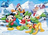 Mickey and Friends Winter Fun