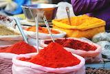 Colored pigments