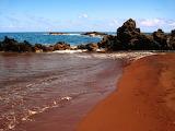 Red-sand-beach-road-to-hana-maui
