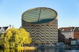 Tycho Brahe Planetarium, Copenhagen, Denmark