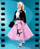 Barbie Doll 50's Style