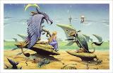 Alice in Wonderland, Rodney Matthews 1
