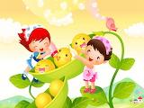 #Cartoon Childhood Fairy Tales