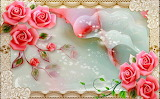 Tarjeta con flores