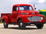 Ford truck F3 built 1947 - 1952 MOD