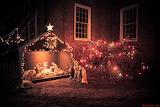 Nativity Scene at St Stephen's Church