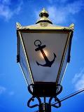 Nautical lamp, London, by Sue Winston Winniepix