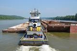 Pushin On The Ohio River