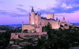 Segovia Castle, Spain