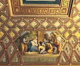 Soffitto dell'Hermitage (San Pietroburgo) (2)