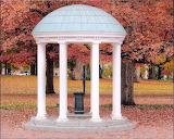 Autumn at the University of North Carolina - Chapel Hill