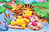 #Winnie the Pooh and Friends
