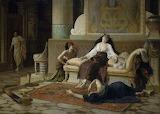 Louis-Marie Baader - La Mort de Cléopâtre