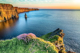 Irlande-Falaises