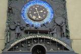 Zatec, astronomic clock 2, Cz