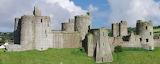 Kinwelly Castle Wales
