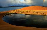 Khar lake Mongolia