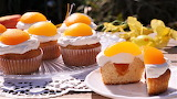 #Apricot Cupcakes