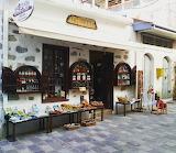 Souvenier shop in Kritsa