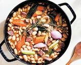 Food - Big pot of beans