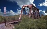 Old Railroad Bridge