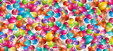 ☺♥ Colorful Easter...