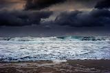 Heavy and dangerous sea