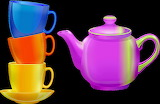 Rotate Teapot and Cups